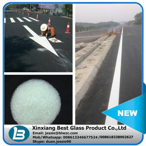 reflective paint: Sell Reflective Glass Beads Microsphere for Thermoplastic Paint