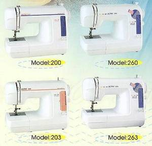 Wholesale Sewing Machines: Household Zigzag Sewing Machine