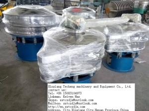 Wholesale oil filter paper: Vibrating Sieve for Glaze Material