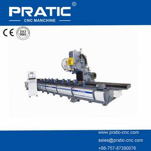 Wholesale drill center: CNC Stainless Steel Milling Drilling Tapping Machining Center-Pratic- (PZB-CNC4500)