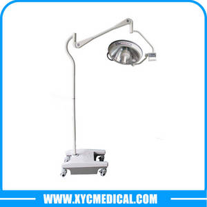 Wholesale cap mould factory: ZF500 Standing Type OT Light Quality Vertical Emergency Cold Light Operation Lamp