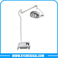 ZF500 Standing Type OT Light Quality Vertical Emergency Cold Light Operation Lamp