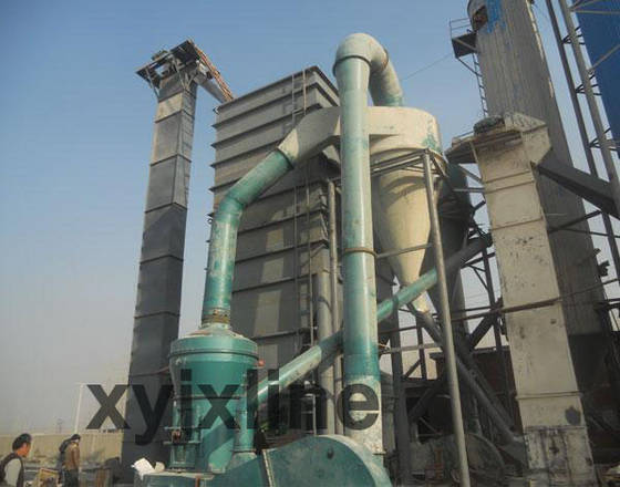 Sell gypsum powder production plant