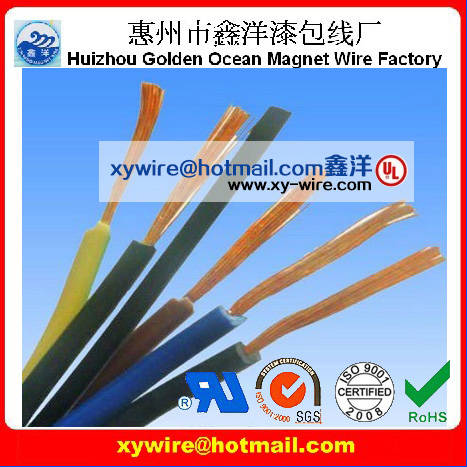 Sell PVC insulated Copper Cable