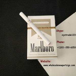 Wholesale cigarette: Wholesale Filtered Hard Packed Silver USA Cigarettes