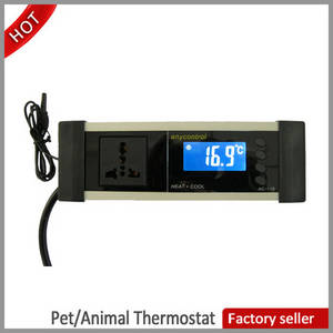 Wholesale digital temperature controller: AC-110 Animal Aquarium Temperature Controller Digital Thermostat