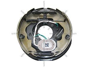 Wholesale Brakes: 10 Inch Trailer Electric Brake Assembly with Hand Brake