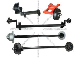 Wholesale axle: Trailer Axles for Sale - Different Capacities and Sizes