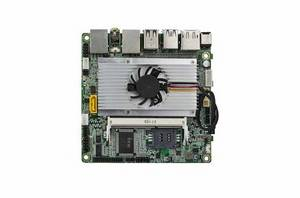 Wholesale mini amplifier: AMD Dual/Quad Core Nano-ITX Motherboard Single Board Computer DS-2019