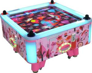Wholesale amusement game machine: Children Air Hockey Table,Game Machines for Kids