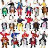 Wholesale water sports helmet: Mascot Horse Animal Mascot Costumes Childrens For Advertising