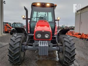 Wholesale picker: Used/ Reconditioned Massey Ferguson with 110HP