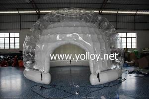 Wholesale Trade Show Tent: Outdoor Inflatable Event Light Lawn Dome Tent