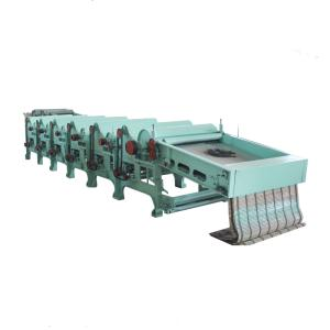 Wholesale recycle machine: Waste Cotton Recycling Machine