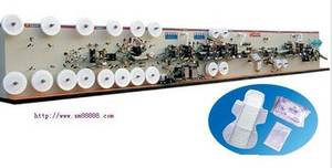Wholesale Paper Product Making Machinery: Sanitary Napkin Equipment   260