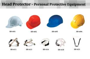 Wholesale Safety Helmet: Head Protector - Personal Protective Equipment