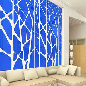 Wholesale restaurant ware: Acrylic Sheet Using in Acrylic Background Wall for Indoor-Decoration