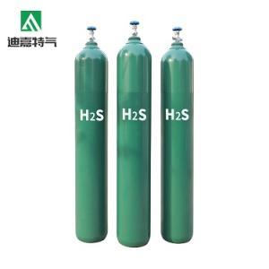 Wholesale 99% purity: Anhydrous Industrial Gaseous Purity 99%  H2S