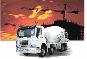 Wholesale concrete mixer: Truck-mounted Concrete Mixer