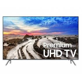 Wholesale hd set top box: Samsung Electronics UN65MU8000 65-Inch 4K Ultra HD Smart LED TV