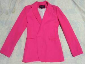 Wholesale ladies clothing: Used Clothing Lady Fashion Jacket
