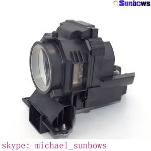 Wholesale lamps for projectors: Sunbows Lamp Fit for HITACHI CP-X10000 Projector