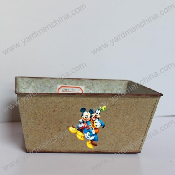 Sell high quality low price metal flower pot from china supplier