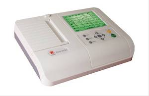 Wholesale handled ecg: Portable 6ch ECG Machine CE Certificate