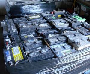 Wholesale vehicle mold: Scrap Battery Lead Acid Dry (Drained Lead Scrap Battery)