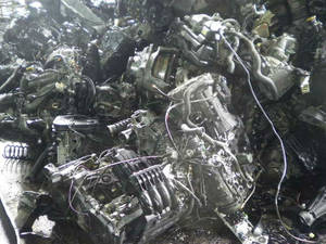 Wholesale scrap engines: Aluminium Engine Block Scrap