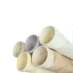 Wholesale bottom ash conveyor: Polyester Nomex  Acrylic PPS PTFE P84 Fiberglass Filter Material Dust Collector Filter Bag