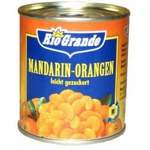 Wholesale canned food: Canned Mandarine Orange Canned Food