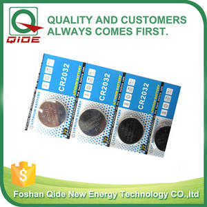 Wholesale cr2032 button cell: Replacement Button Battery CR2032