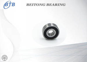 Wholesale rubber ball: Rubber Sealed Deep Groove Ball Bearings 16002-2RS 15 X 32 X 8 Mm