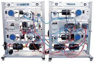 Wabco Trailer Type Truck Air Brake System Simulator Id