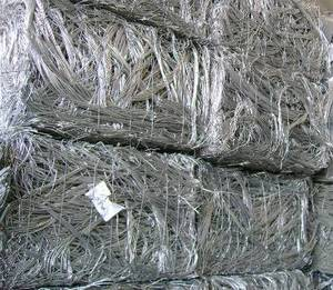 Wholesale Metal Scrap: Hot Selling High Quality 99.9% Aluminium Wire Scrap