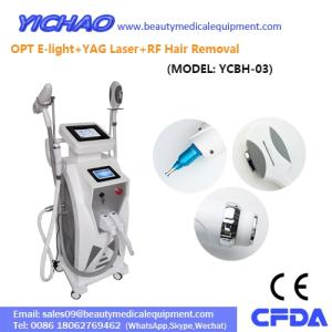 Wholesale shr hair removal: Permanent 808nm Beauty Shr Diode Laser IPL Hair Removal Machine