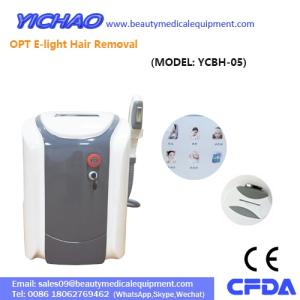 Wholesale xenon light source: Portable Painless Beauty Opt Elight Diode Permanent Hair Removal Machine