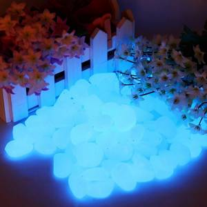 Wholesale Patio Fairy Lights: Glowing Stone Beautiful Luminous Pebble