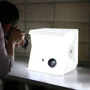 Wholesale studio photo kit: Photography Studio Portable Photo Studio Light Box