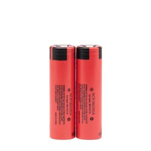 Wholesale storage battery: Panasonic NCR18650GA 3450mAh 10A Rechargeable Storage Power Batteries