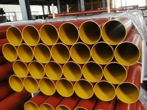 Sell EN877 Epoxy Coating and EN877 No Coating Cast Iron Pipe
