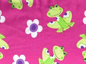 Wholesale baby quilt: Pigment Printed Flannel Fabric