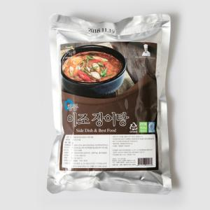 Wholesale sterilization pouch: YIJO Cheongpung Eel Soup (Pre-heated Food Before Frozen)