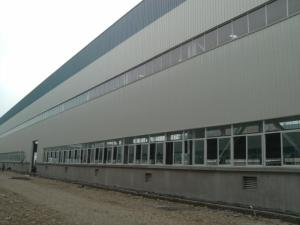 Wholesale pvc pipe fixed: Prefabricated Steel Warehouse / Workshop / Hangar / Hall Steel Structure Workshop