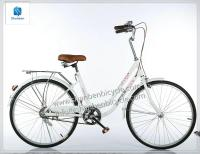 Alibaba New Design 26 Inch Urban Bike/Women City Bicycle/Cheap Adult Bicycle