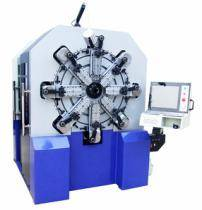 Wholesale wire forming machine: 12 Axles Camless Spring Forming Machine for 1.2mm~4.5mm Wire