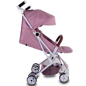 Wholesale 2018 new baby strollers: One Hand Foldable Airplane New 2018 Baby Stroller with Aluminum Frame
