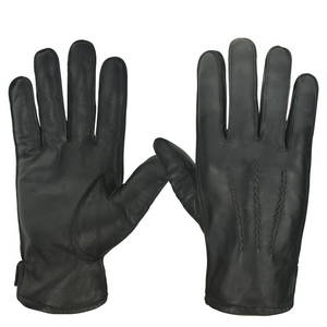 Wholesale driver glove: High Quality Fake Leather PU Fashion Gloves Driver Gloves for Men Women