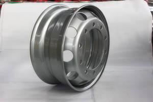 Wholesale heavy truck tyres: Heavy Truck Steel Wheel Rim 22.5x9.00 for Tyre 12r22.5